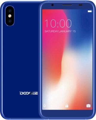Смартфон Doogee X55 Blue 2