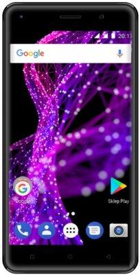 Смартфон Nomi i5511 SPACE M1 Black 1