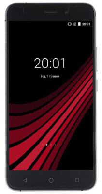 Смартфон Ergo A556 Blaze Dual Sim Black 1