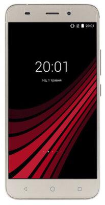 Смартфон Ergo A556 Blaze Dual Sim Gold 1