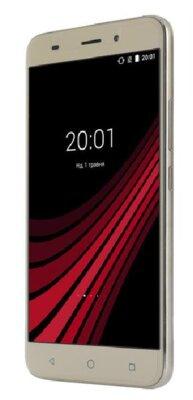 Смартфон Ergo A556 Blaze Dual Sim Gold 2