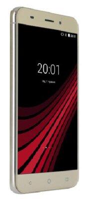 Смартфон Ergo A556 Blaze Dual Sim Gold 3