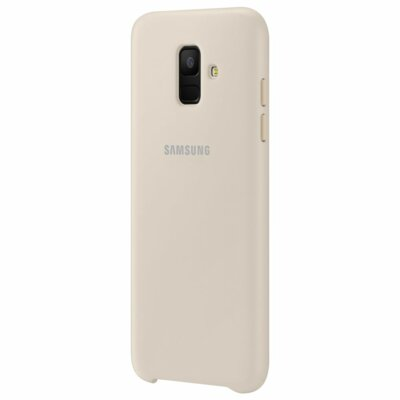 Чехол Samsung Dual Layer Cover для Galaxy A6 A600 Gold 6