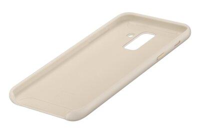 Чехол Samsung Dual Layer Cover для Galaxy A6+ A605 Gold 4