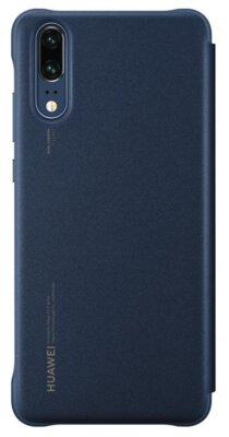 Чохол Huawei Smart View Flip Cover Deep Blue для Huawei P20 1