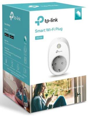 Розумна Wi-Fi розетка TP-LINK HS100 5