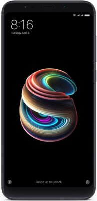Смартфон Xiaomi Redmi Note 5 3/32GB Black Українська версія 1