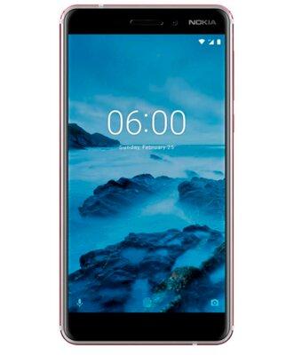 Смартфон Nokia 6.1 DS White 1