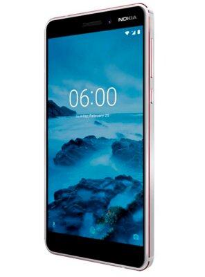 Смартфон Nokia 6.1 DS White 3