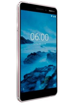 Смартфон Nokia 6.1 DS White 4