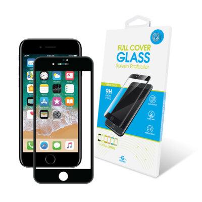 Захисне скло Global TG Full Cover для Apple iPhone 7/8 black 1