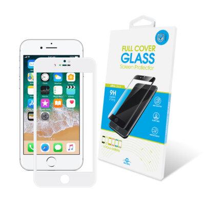 Захисне скло Global TG Full Cover для Apple iPhone 7/8 white 1