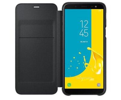 Чохол Samsung Wallet Cover для Galaxy J6 J600 Black 2