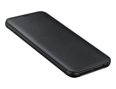 Чохол Samsung Wallet Cover для Galaxy J6 J600 Black 5