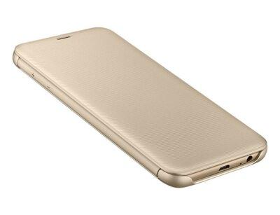 Чохол Samsung Wallet Cover для Galaxy J6 J600 Gold 5