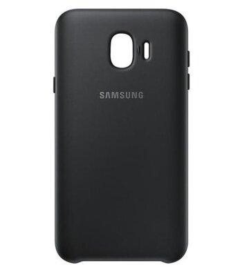 Чехол Samsung Dual Layer Cover для Galaxy J4 J400 Black 1
