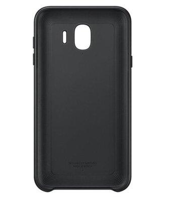 Чехол Samsung Dual Layer Cover для Galaxy J4 J400 Black 2