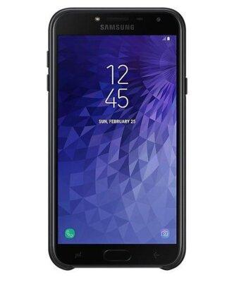 Чехол Samsung Dual Layer Cover для Galaxy J4 J400 Black 3