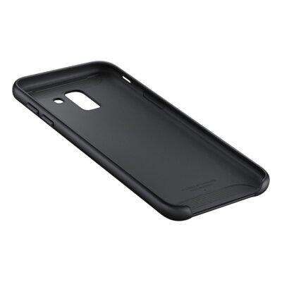 Чехол Samsung Dual Layer Cover для Galaxy J6 J600 Black 4