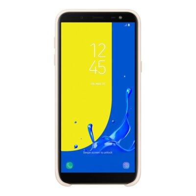 Чохол Samsung Dual Layer Cover для Galaxy J6 J600 Gold 2