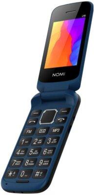 Мобільний телефон Nomi i246 Blue 1