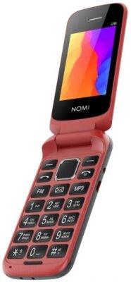 Мобільний телефон Nomi i246 Red 1