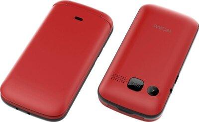 Мобільний телефон Nomi i246 Red 3