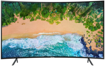 Телевізор Samsung  UE55NU7300UXUA 1