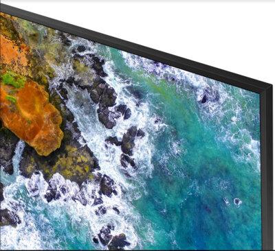 Телевізор Samsung  UE43NU7400UXUA 10