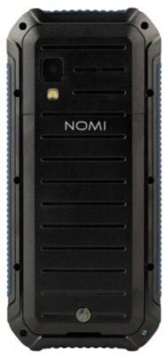 Мобільний телефон Nomi i245 X-Treme Black-Blue 2
