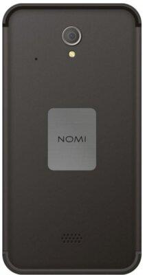 Смартфон Nomi i5071 Iron-X1 Black 2