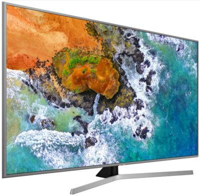 Телевизор Samsung  UE50NU7470UXUA 4