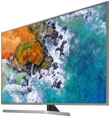 Телевизор Samsung  UE50NU7470UXUA 6