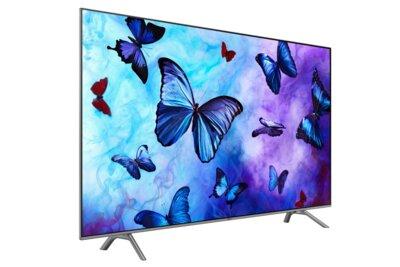 Телевизор Samsung QE55Q6FNAUXUA 2