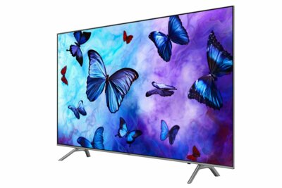 Телевизор Samsung QE55Q6FNAUXUA 4