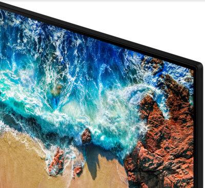 Телевізор Samsung UE49NU8000UXUA 10