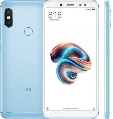 Смартфон Xiaomi Redmi Note 5 4/64GB Blue 3