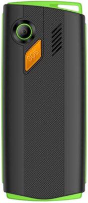 Мобильный телефон Sigma Comfort 50 Mini4 black-green 2