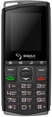 Мобільний телефон Sigma Comfort 50 Mini4 black-grey 1