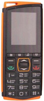 Мобильный телефон Sigma Comfort 50 Mini4 black-orange 1