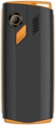 Мобильный телефон Sigma Comfort 50 Mini4 black-orange 2