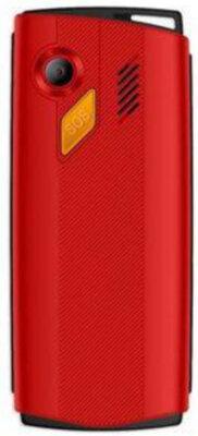Мобильный телефон Sigma Comfort 50 Mini4 red-black 2