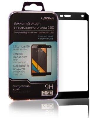 Защитный экран с каленного стекла для Sigma X-treme PQ52 1