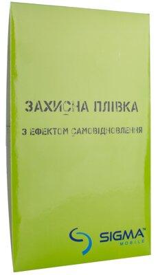 Захисна регенеруюча плівка для Sigma X-treme PQ39 2