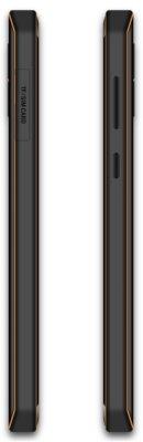 Смартфон Sigma X-treme PQ52 black-orange 3