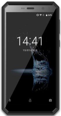 Смартфон Sigma X-treme PQ52 black 1
