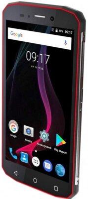 Смартфон Sigma X-treme PQ51 black-red 3