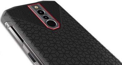 Смартфон Sigma X-treme PQ51 black-red 6