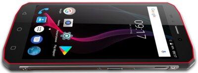 Смартфон Sigma X-treme PQ51 black-red 7