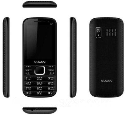 Мобільний телефон Viaan V281А Black 3